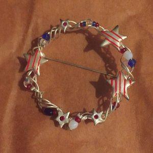 Jewelry - Patriotic Pin